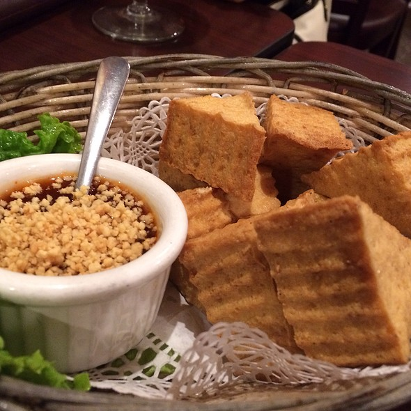 Crispy Tofu @ lum-ka-naad
