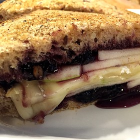 Pb&J Grilled Cheese