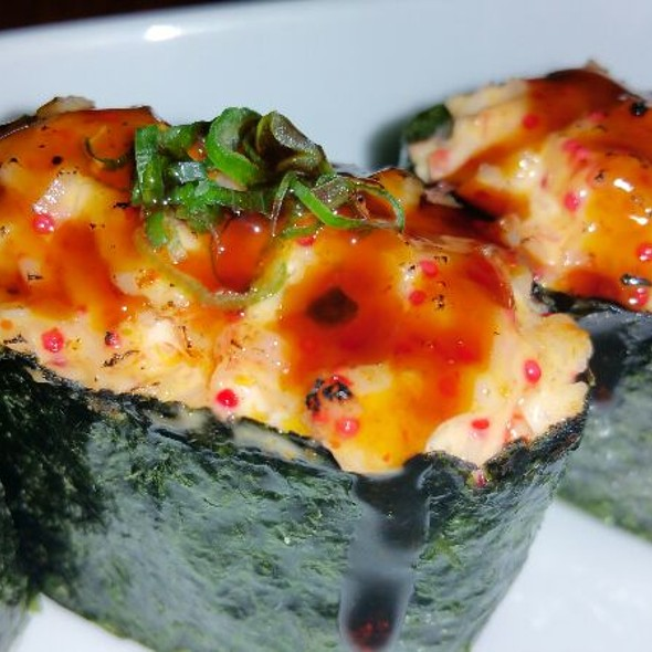 Kanikamaten Nigiri - Kimberli Sushi Restaurant, Chicago, IL