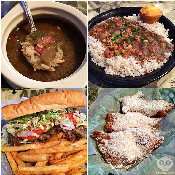 New Orleans Cajun @ The Big Easy