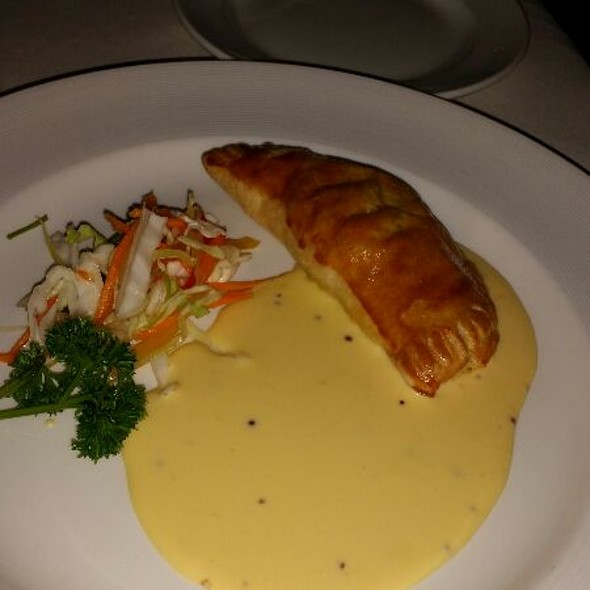 Dinner @ Sea Princess Cruises