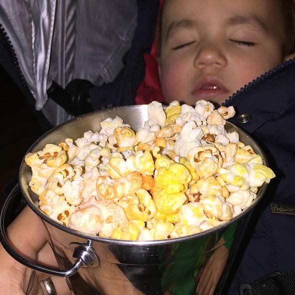 Popcorn @ Holsteins at The Cosmopolitan