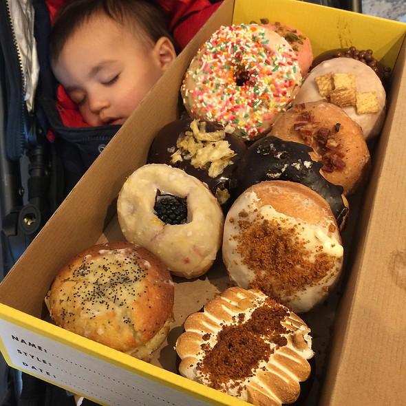 Doughnuts @ O Face Doughnuts