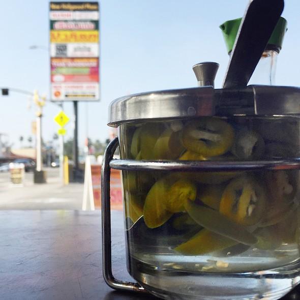 Pickled Jalepeno