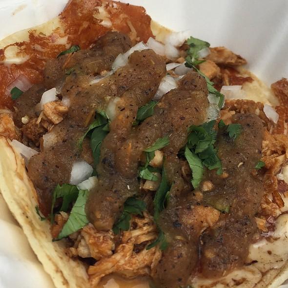 Pork Adobo Taco @ Mexico Blvd.