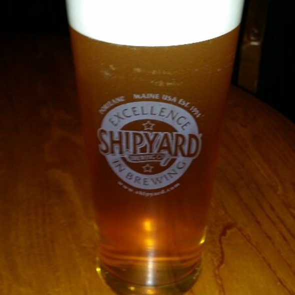 Ship Yard Pale Ale  @ The Hope Pub