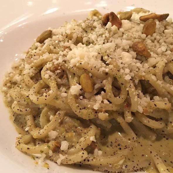 Pesto Pistachio @ i-Pasta