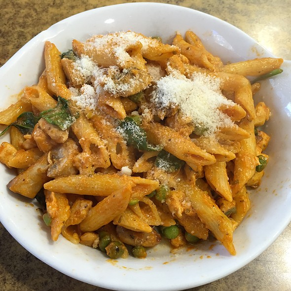 Chicken Penne @ The Buffet Bar