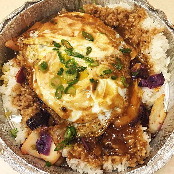 Krazy Korean! - Stone Korean Kitchen, San Francisco, CA