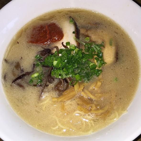 Spicy Tonkatsu Ramen