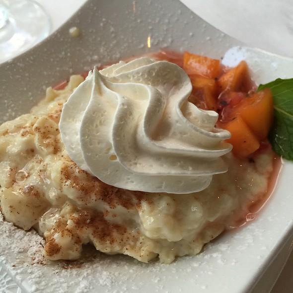Rice Pudding - Sea Grill, North Miami Beach, FL