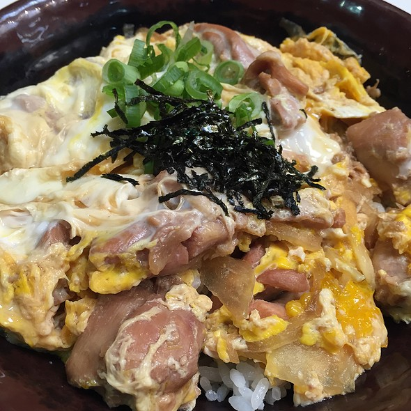 Oyako Donburi @ Mitsuwa Marketplace