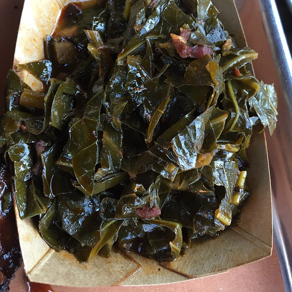 Collards @ Pecan Lodge