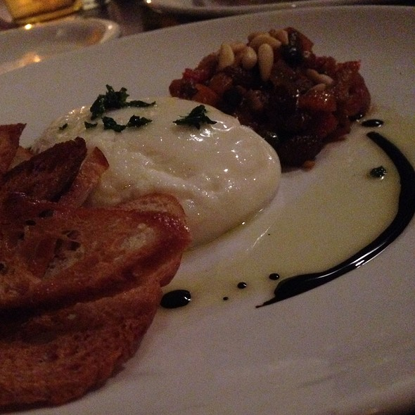 Buratta - The Flying Fig, Cleveland, OH