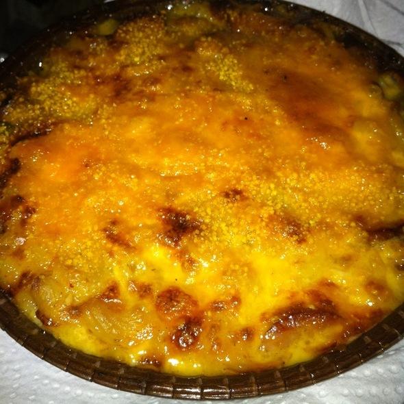 Cajun Macaroni & Cheese @ S'MAC: Sarita's Macaroni & Cheese