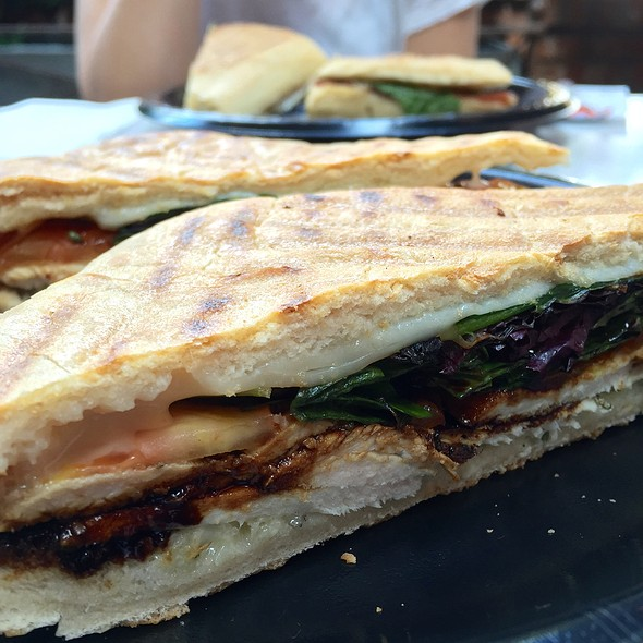 Toscano Panini @ Porta Via Italian Foods