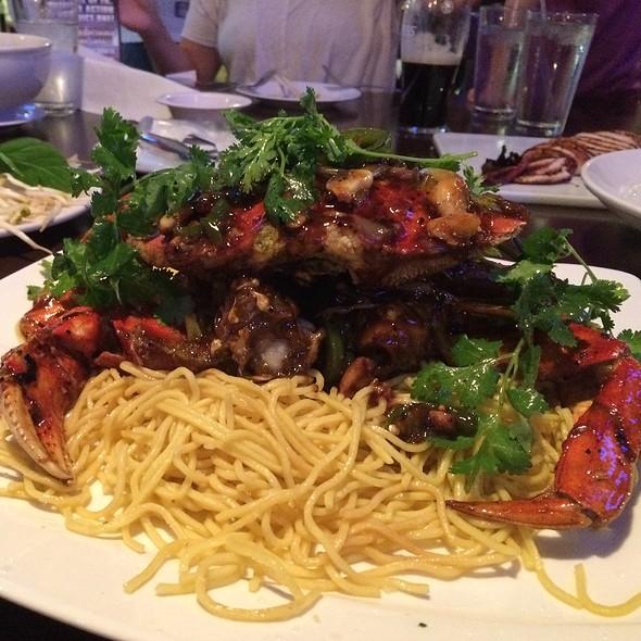 Deef Fried Crab @ District One Kitchen & Bar