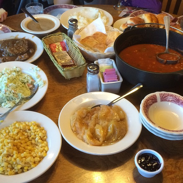 Family Style Buffet
