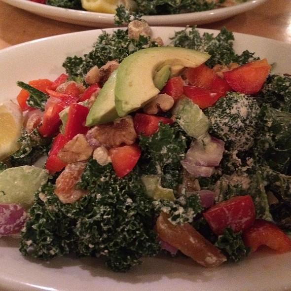 Kale Salad @ Om Cafe