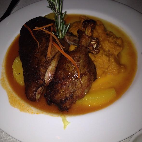 Roasted Duck - T-BAR Steak & Lounge (Upper East Side), New York, NY