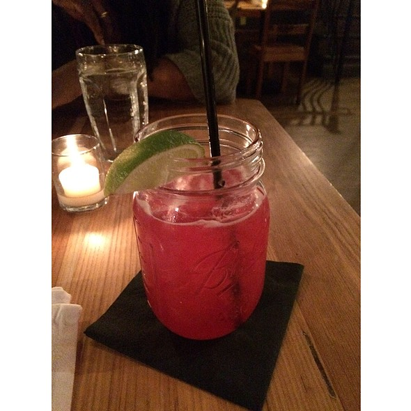 Blueberry Margarita - The Twisted Tail, Philadelphia, PA
