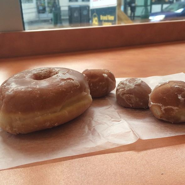 Glazed Donut @ Dunkin' Donuts