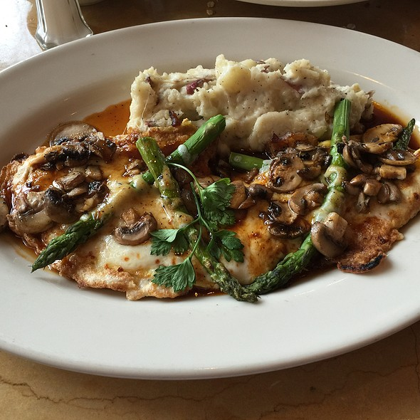 Chicken Madeira @ Cheesecake Factory
