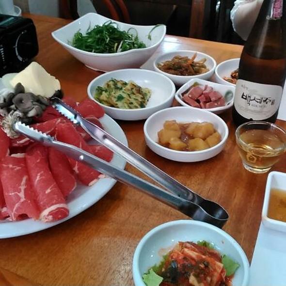 korean barbecue @ BiCol