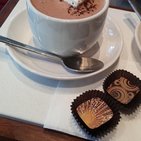 Venezuelan Spiced Hot Chocolate @ Christopher Elbow Artisanal Chocolate