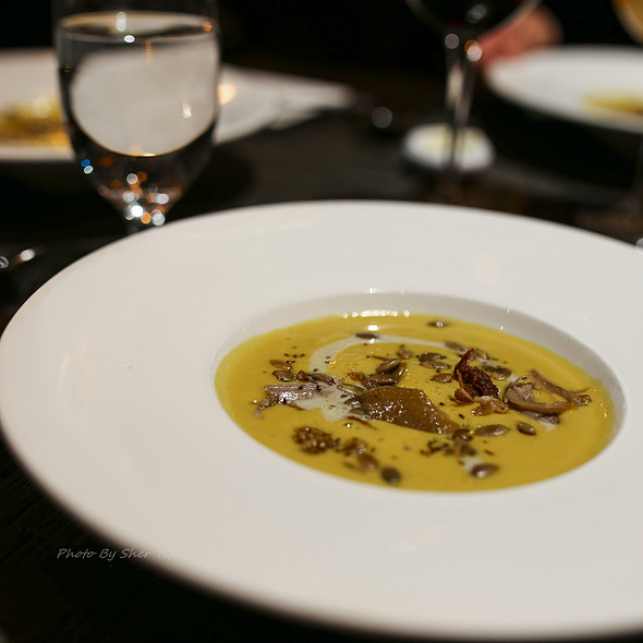 Kabocha Soup - Spoon Pittsburgh, Pittsburgh, PA