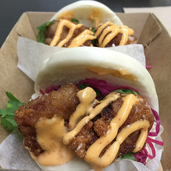 Chicken Karage Bao