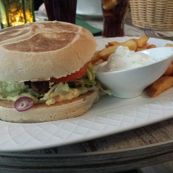 Burger @ Holla die Waldfee