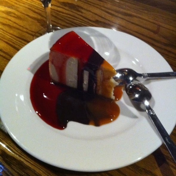 New York Cheesecake @ Willow Tree Restauant