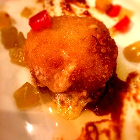Pimento Cheese Fritters