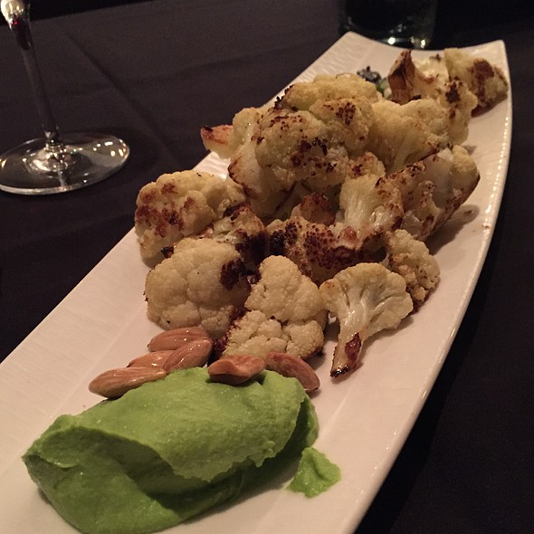 Cauliflower La Plancha @ Etch