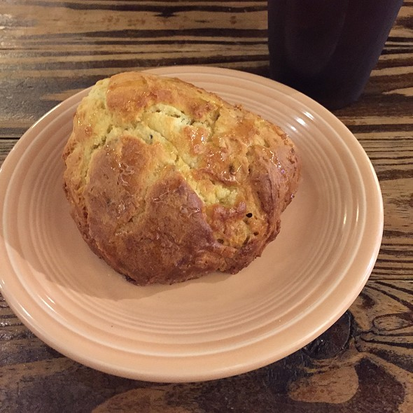 Honey Lavender Scone @ Drip