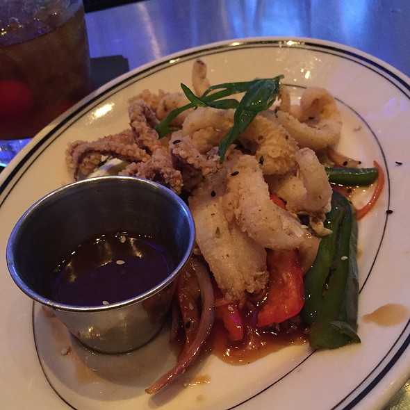 Calamari - Oceanaire Seafood Room - Indianapolis, Indianapolis, IN