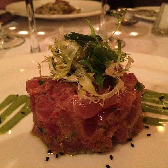 Japonnais Tuna Tartare - Orsay, New York, NY