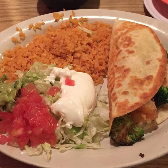 Linda Quesadilla @ Casa Linda Mexican Restaurant
