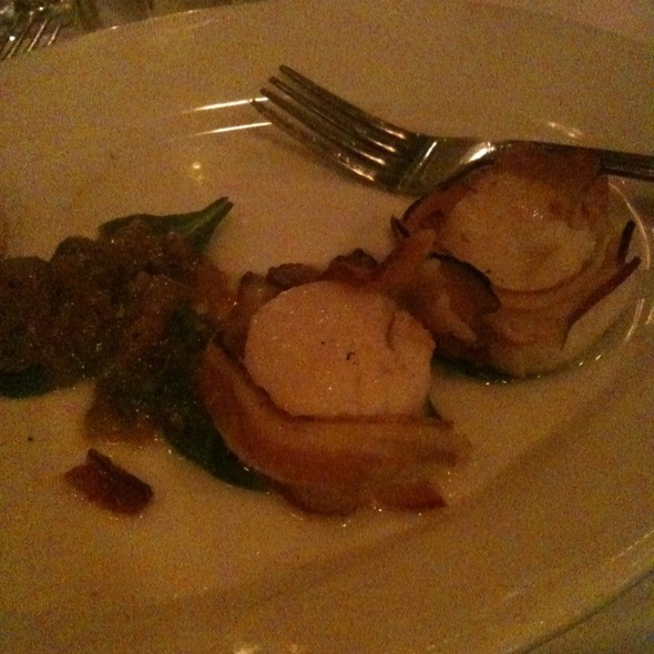Sea Scallops - Morton's The Steakhouse - Bethesda, Bethesda, MD