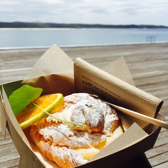 Macedonian Donut @ The Wharf Locavore