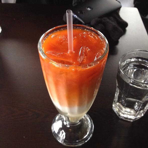 Thai Iced Tea @ Jujube Tree
