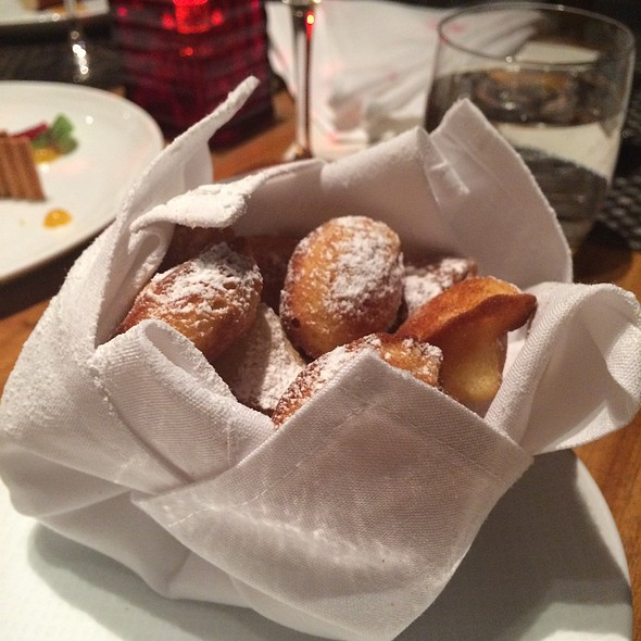 Madeleines @ Maison Boulud Montreal