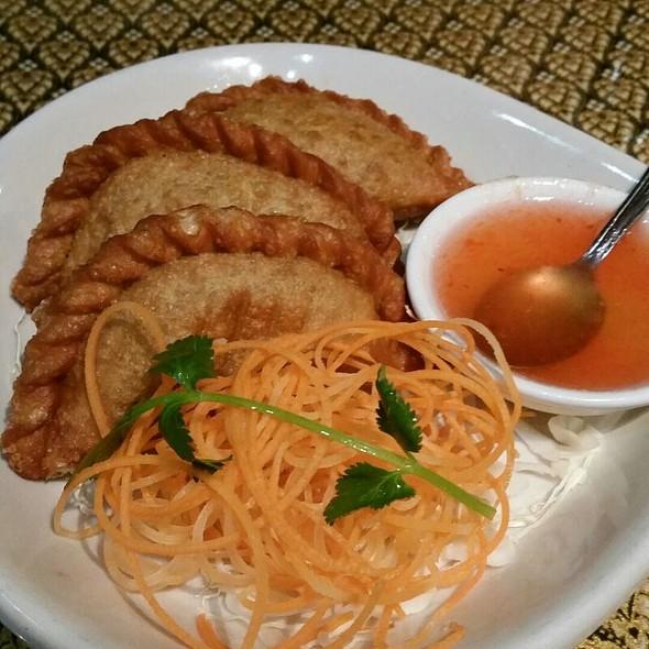 Thai Curry Puffs @ Thai Star