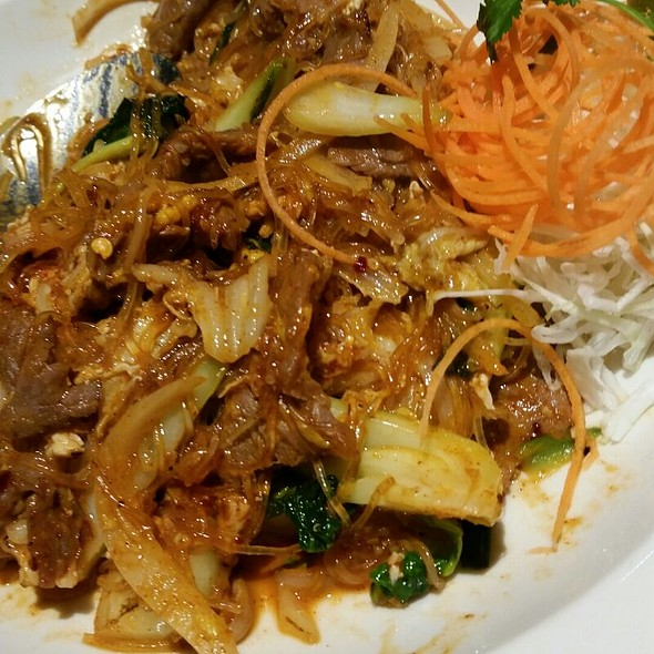 Sukiyaki @ Thai Star