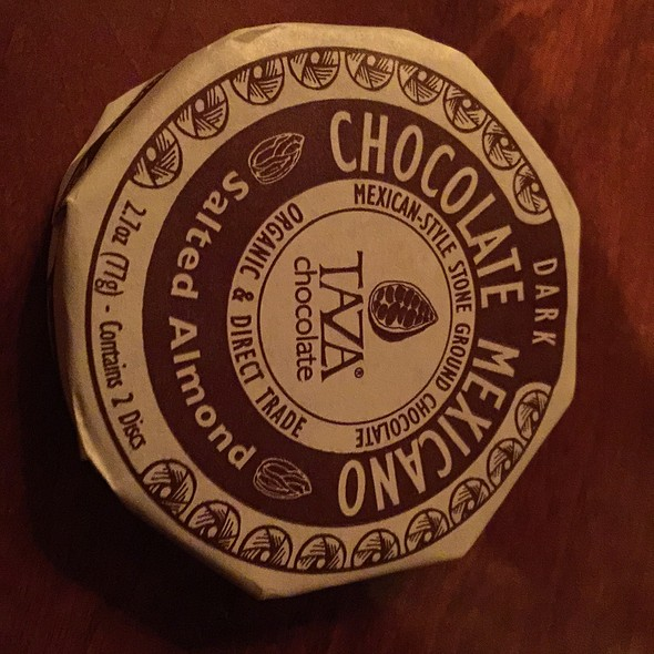 Mexican Chocolate @ Old Place
