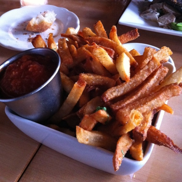 Old Bay Fries @ Market Table
