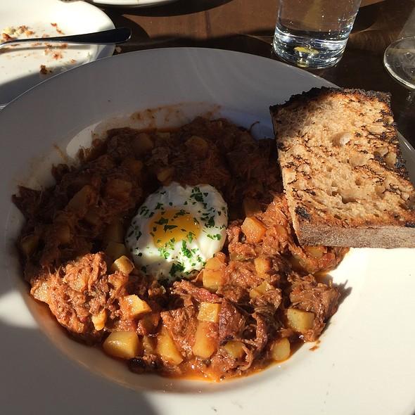 Braised Lamb Hash @ Cooks County Restaurant