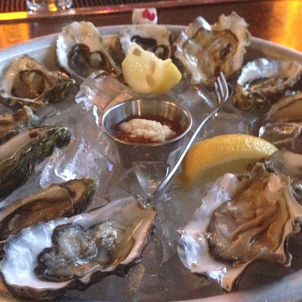 A Dozen Oysters - Enterprise Fish Co. - Santa Barbara, Santa Barbara, CA