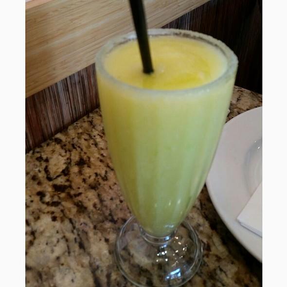 Green Mango Shake @ Boracay Garden & Grill